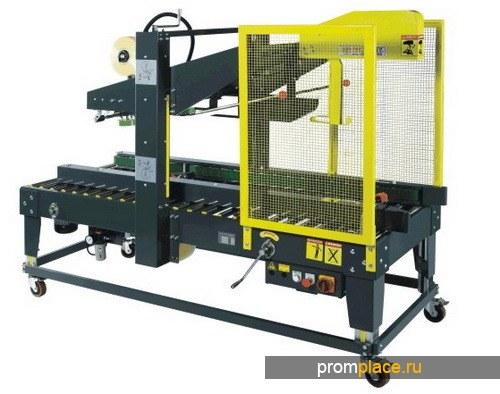 Автоматический Заклейщик Коробов модель PW557F производитель - PACKWAY(Тайвань)