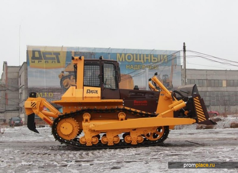 Бульдозер ТМ10.11 ГСТ10