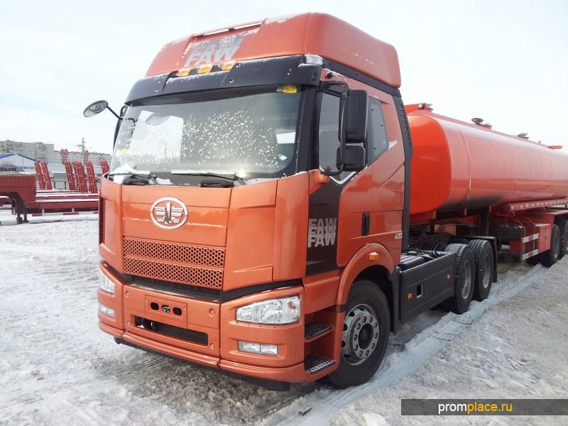 Седельный тягач FAW 6x4 CA4250P66K2T1A1E