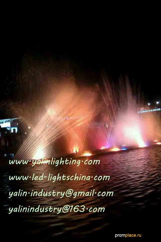 водонепроницаемый светодиодный подводный свет, сад бассейн прожектор, декоративный пруд освещения