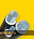 Теплоизолированные трубы КАСАФЛЕКС  для сетей ГВС и отопления