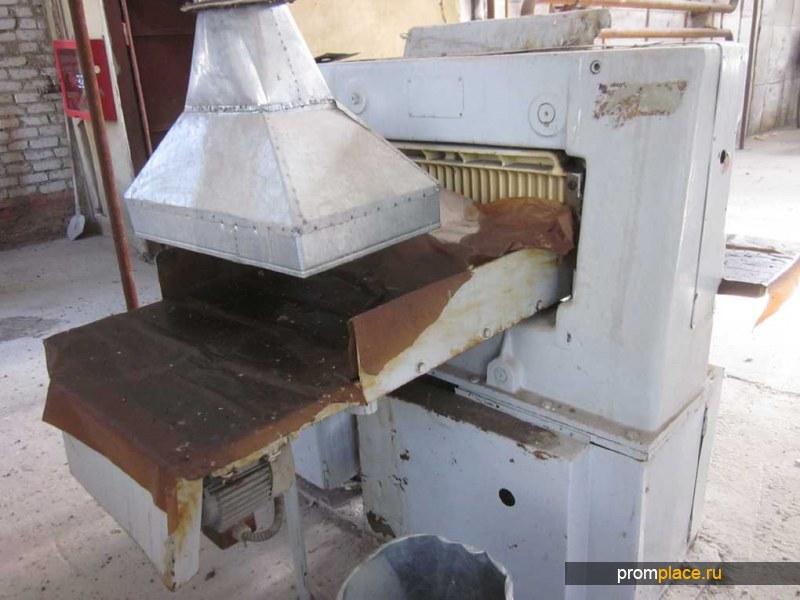 Резательная машина БР-72 б/у