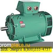 Асинхронные электродвигатели Leroy-Somer серии PLS