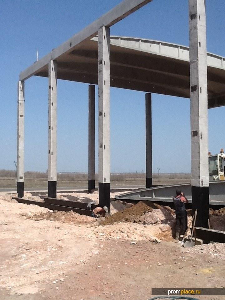 2.1.1.1 Железобетонные колонны для зданий без мостовых ...