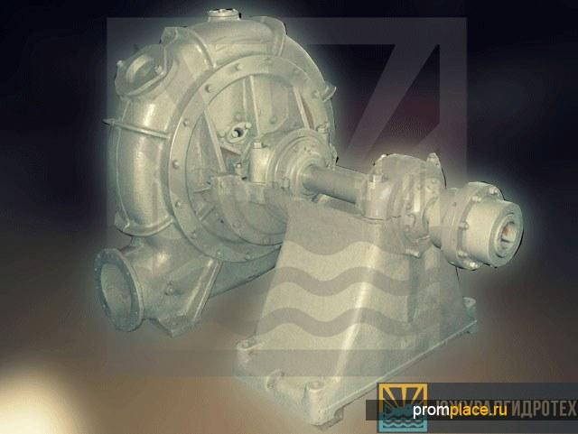 Грунтовый насос ЗГМ-2М