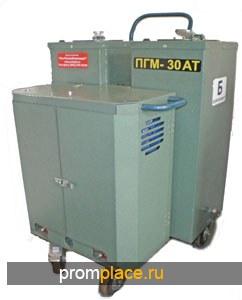 Установка для заливкипенополиуретана ПГМ-30АТ