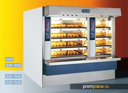 Хлебопекарное оборудование из Италии.
