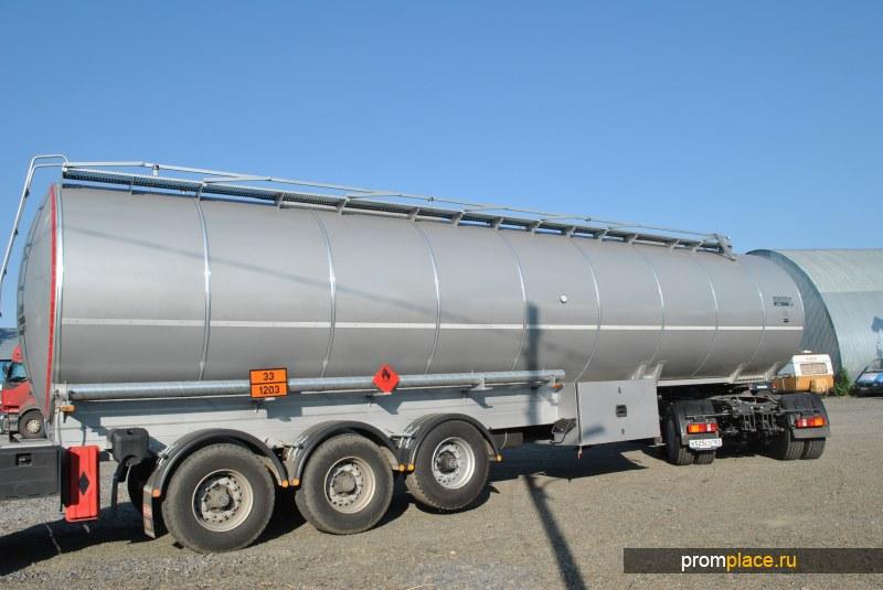 Полуприцеп битумовоз Ali Riza Usta 50 000 литров