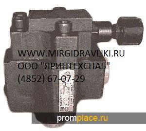 Гидроклапан редукционный трубного монтажа МКРВ.../3Т