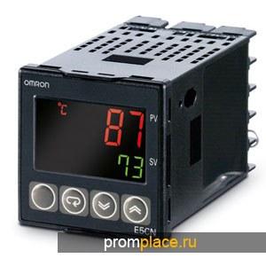 Электронный регулятор температуры Omron E5CN