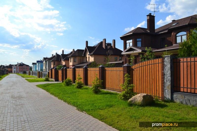Фото коттеджных поселков подмосковья