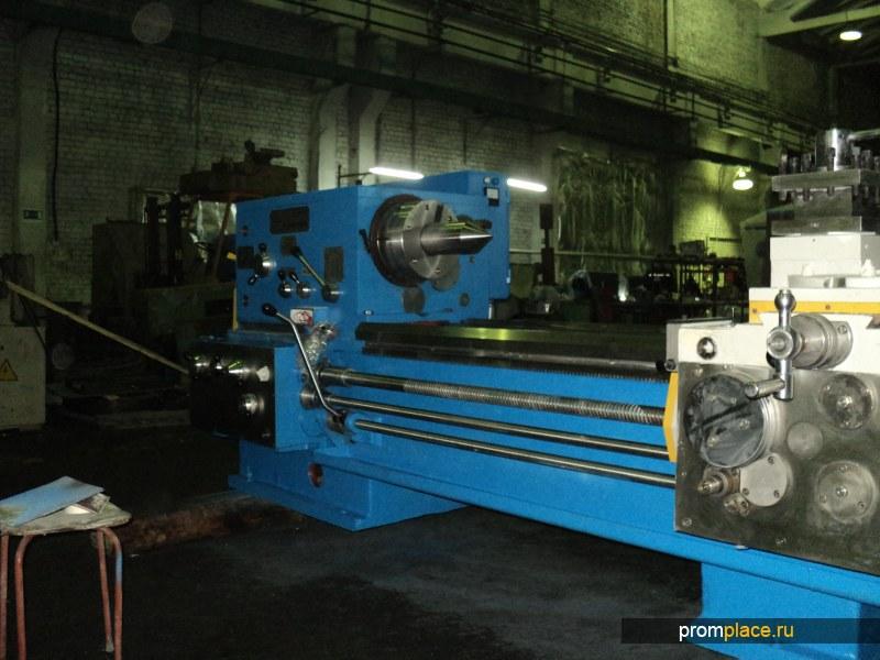 Специальный токарно-накатной станок мод. РТ30101 (РТ301)