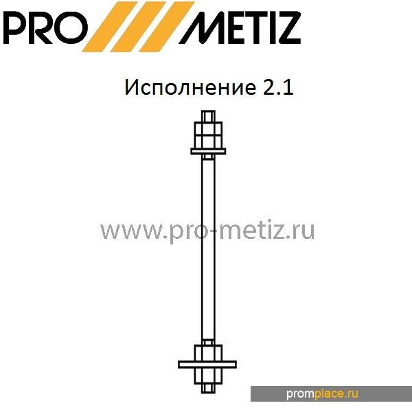 Болт фундаментный 2.1 ГОСТ24379.1-80
