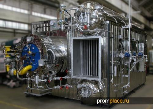 КОТЕЛЬНОЕ  ОБОРУДОВАНИЕ производства компании Bono Energia, Италия.
