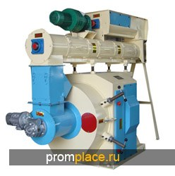 Пресс-Гранулятор KMPM-320 (2-3 т/ч)