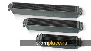 Секции радиатора охлаждения для тепловоза