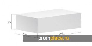 Газосиликатные блоки D400, D500, D600 (газобетонные блоки, газоблоки)