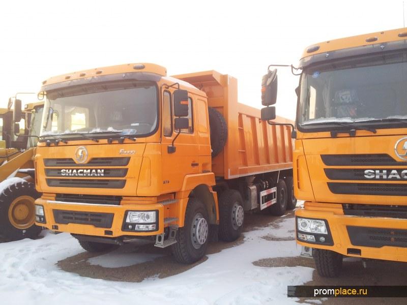Самосвал Shacman 8х4 SX3316DT366 F3000