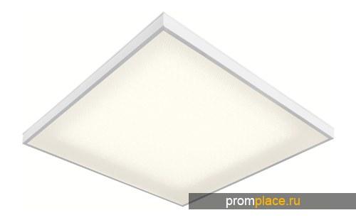 Офисный встраиваемый энергосберегающий  светодиодный светильник LIR-effect - Офис-45