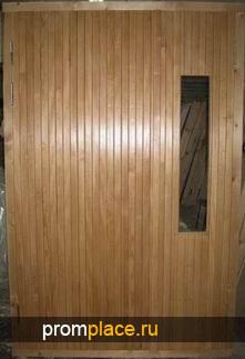 Дверные блоки  в сборе напетлях
