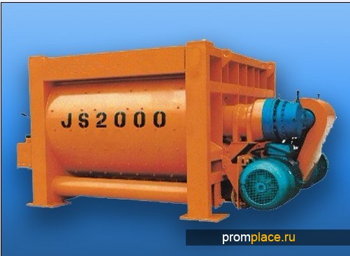 Бетоносмеситель JS2000