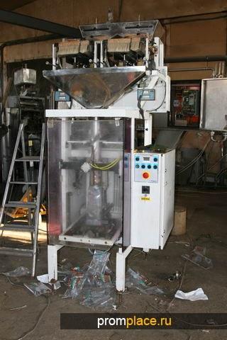 Продам Вертикально-упаковочная машина, фасовщик сыпучих, Triapex DV2