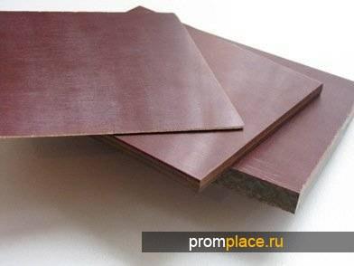 Гетинакс листовой 25 мм 1010*2020 лист 75 кг