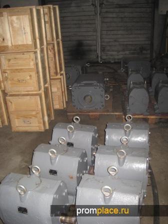 Производство косозубых пневмомоторов К18МЛ,1К18МЛ,2К18МЛ