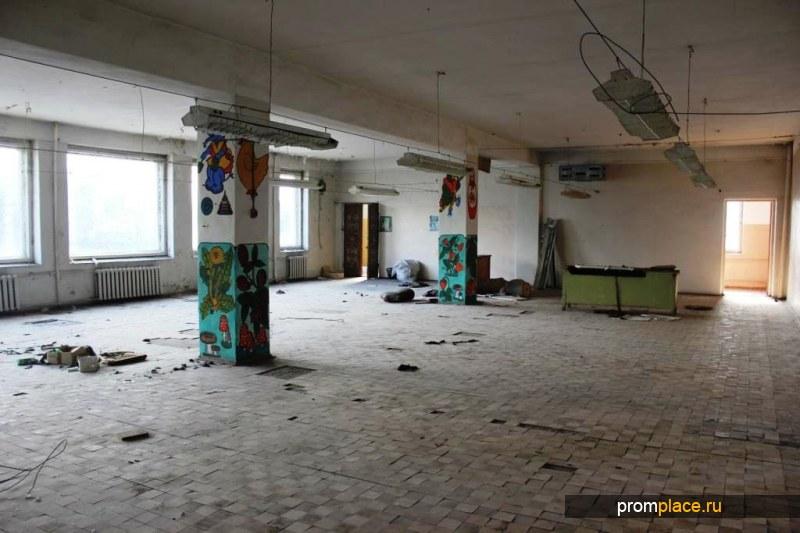 Помещение бывшего магазина 654 кв. м под любое использование