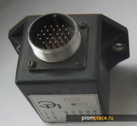 Блок шунтирующих диодов БШД (Блоки полупроводниковые типа )