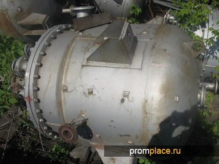 Реактор химический 1м3 н/ж
