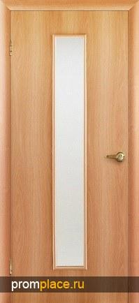 Ламинированные двери эконом класса