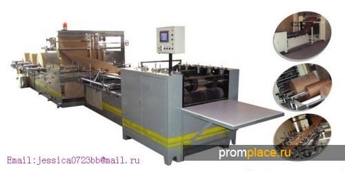 Оборудование для производства бумажных мешков
