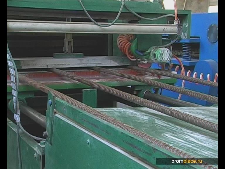 Линия для производства стеклопластиковой композитной арматуры