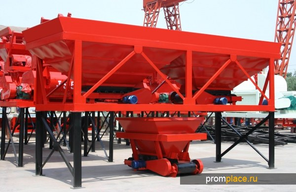 весовой дозатор PLD600