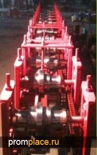 Линия для производства металлического штакетника