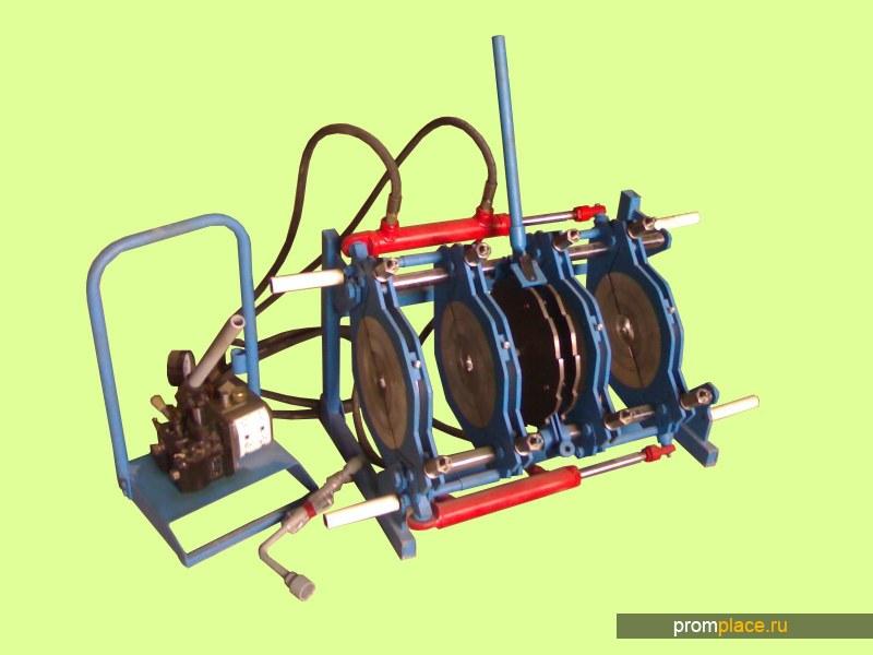 УСПТ 63-225 Сварочный аппарат для сварки п/эт трубы