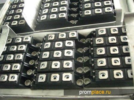 Модули из любых полупроводниковых элементов (на Ваш выбор)