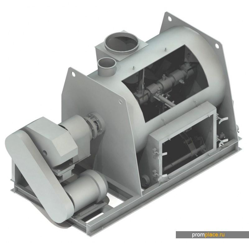 Смеситель сухих строительных смесей ССТ-500