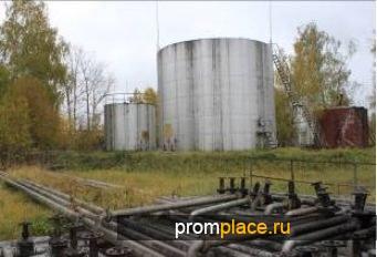 Продажа нефтебаз (складов ГСМ) в МО