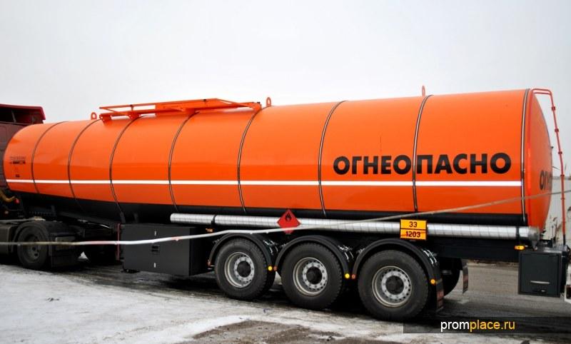 Полуприцеп цистерна битумовоз мазутовоз изотермический 40 000 литров