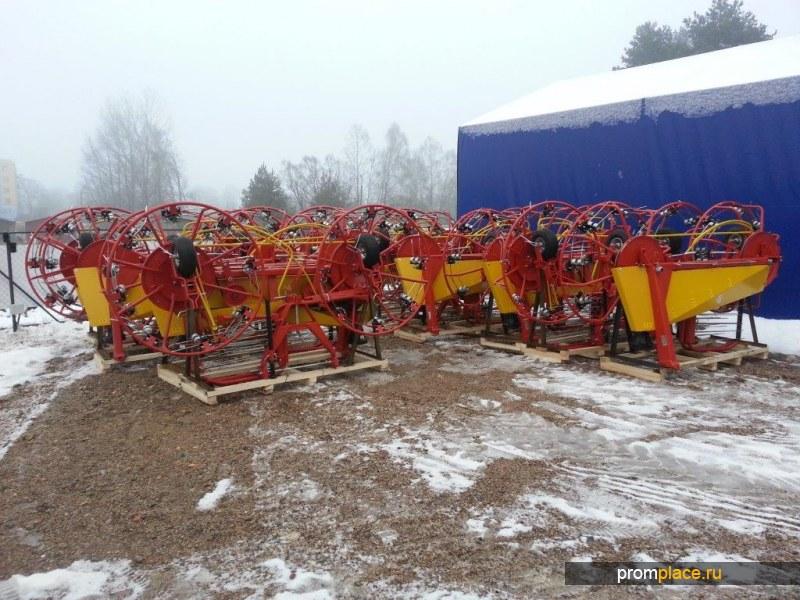 Грабли Ворошилки KR-4M-2K