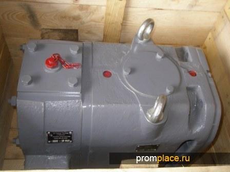 Производство косозубых пневмомоторов К30МФ и золотниковых коробок.