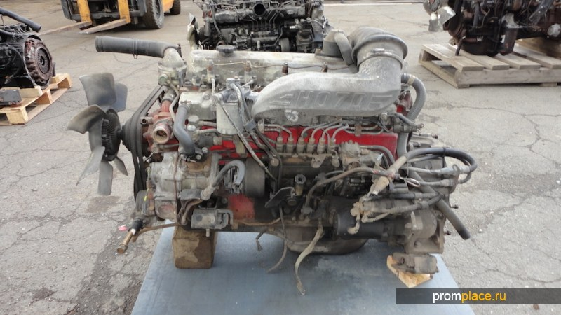 Двигатели Toyota/Hino Н06С, Н06С-Т, Н07С, Н07С-Т, H07D, ЕН700, EH700-TI, ЕР100 и запчасти к ним в одном месте!