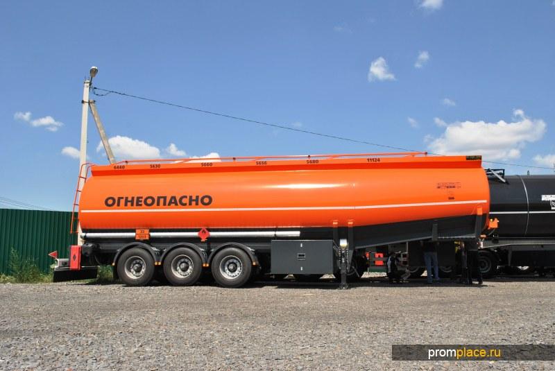 Полуприцеп-бензовоз Ali Riza Usta 38000 litre