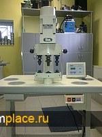 Швейное оборудование - электрический трехпозиционный пресс для швейной фурнитуры.