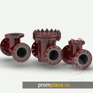 Фильтр сетчатый конусный НТ-325-68