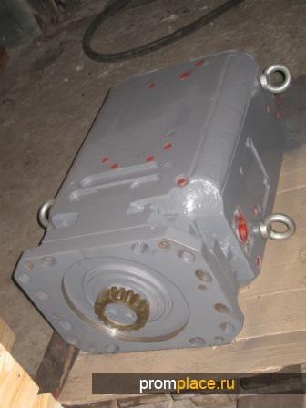 Производство косозубых пневмомоторов 1К45МФ