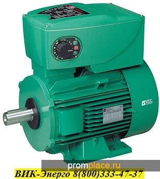 Электродвигатели Leroy-Somer с регулируемой скоростью VARMECA