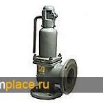 Клапан предохранительный СППК 100-160-01